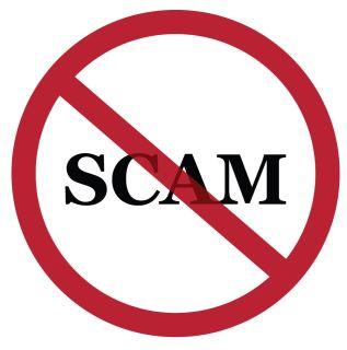 IRS SCAMS ARE ON THE RISE – DON'T BE SCAMMED –  BE AWARE – TYPES OF SCAMS: