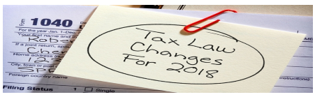 Changes To Tax Law
