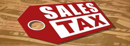 What services are / not subject to the sales tax in OHIO