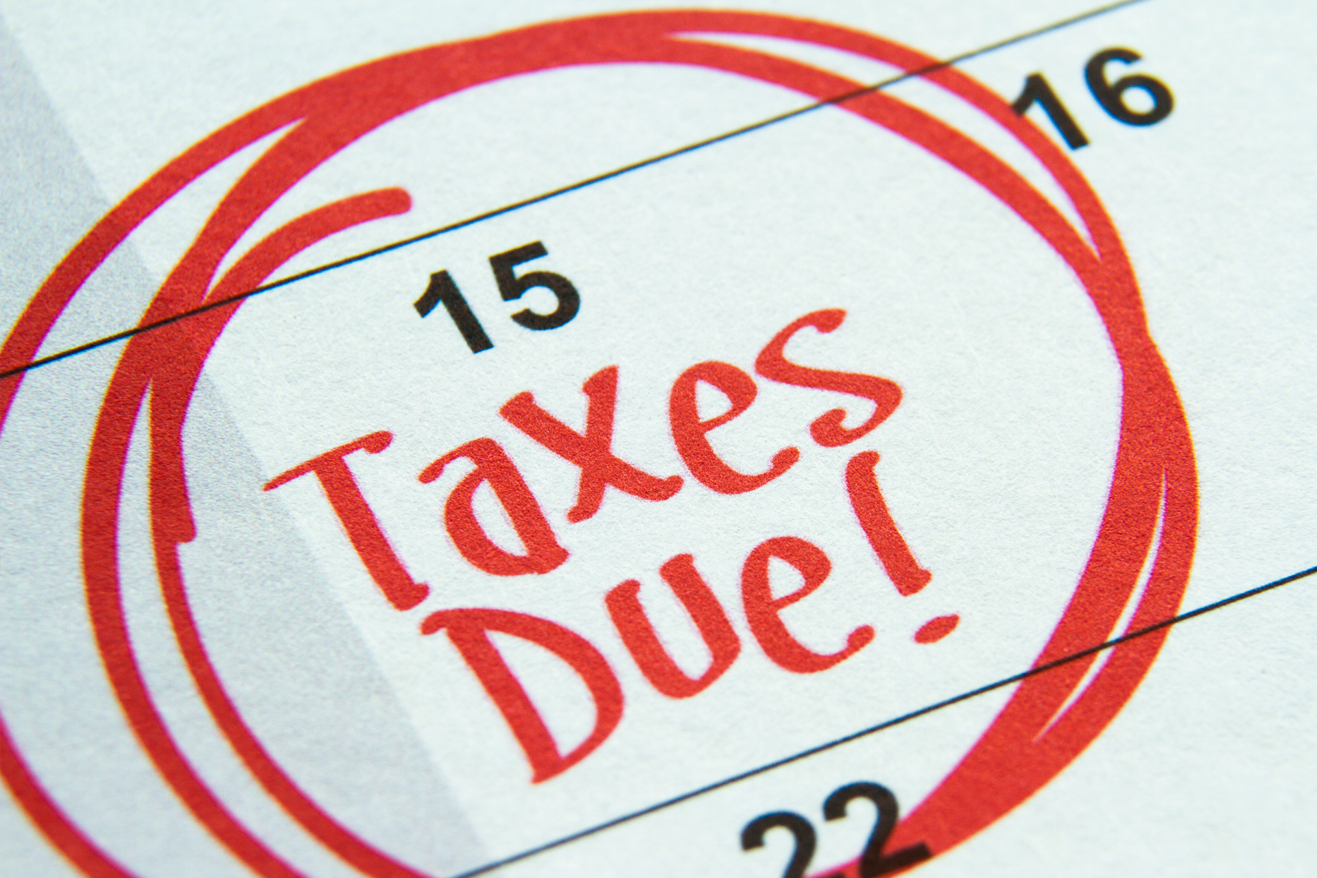 STILL TIME TO FILE FOR PERSONAL & BUSINESS TAX EXTENSIONS